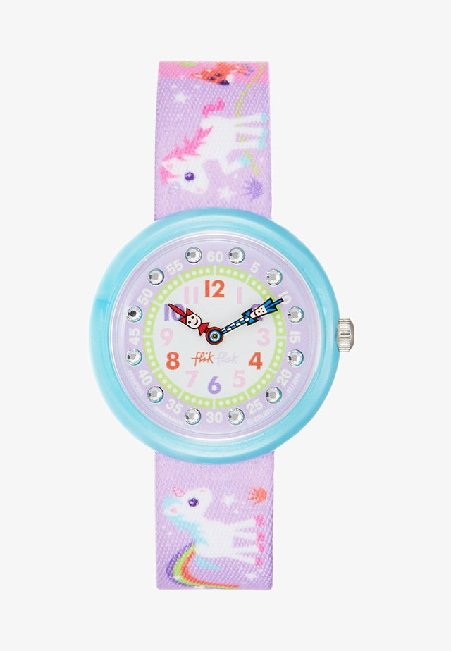 MAGICAL UNICORNS - Montre - violett