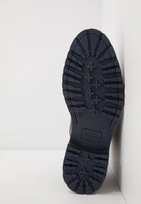 Giorgio 1958 - Lace-up ankle boots - frida testa di moro - 4