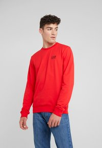 EA7 Emporio Armani - Sweater - red - 0