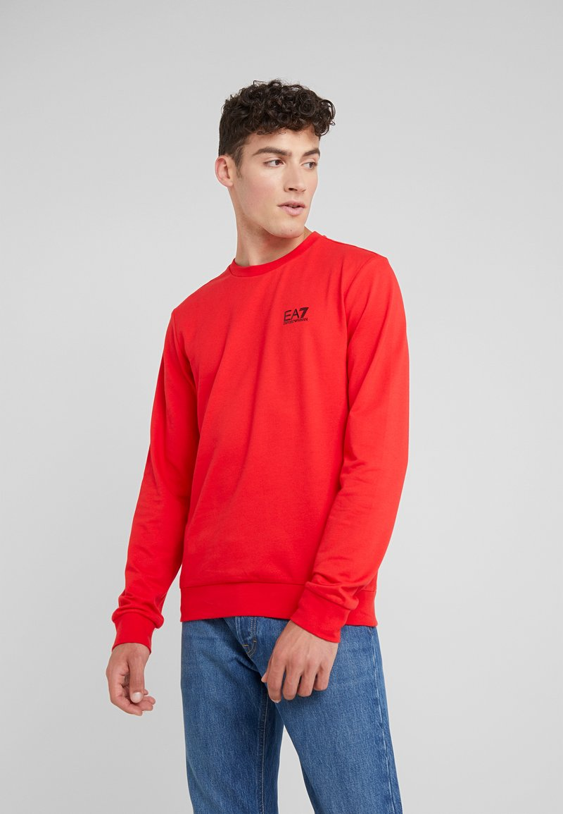EA7 Emporio Armani - Sweater - red