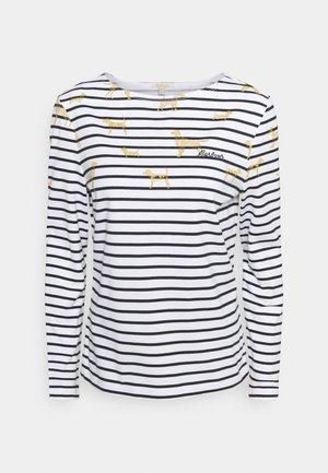 HAWKINS - Long sleeved top - off white