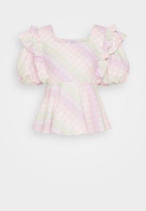 ELLI - Print T-shirt - light pink