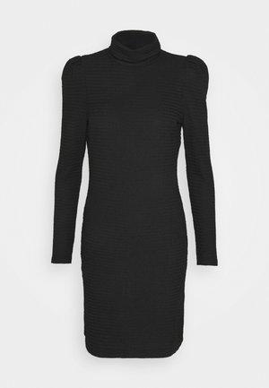 VMFLEUR SHORT DRESS  - Kotelomekko - black