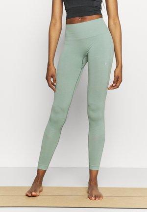 SEAMLESS  - Leggings - slate grey