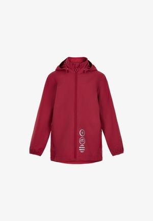 SOLID - Outdoor jacket - deep claret