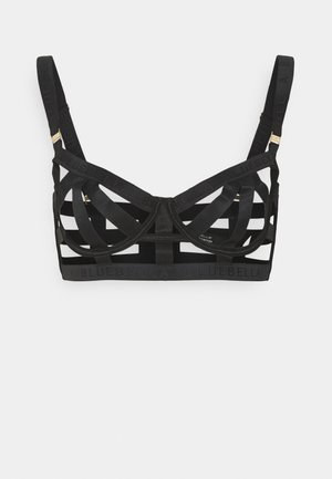 HIGHGATE BRA - Underwired bra - black