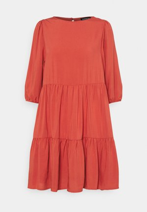 Day dress - light red