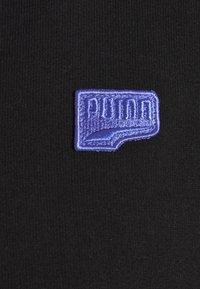 Puma - DOWNTOWN HOODIE - Hoodie - black - 5