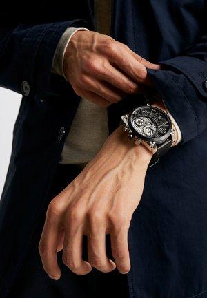 VIGOR - Uhr - silver/black