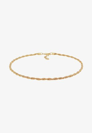 CLASSIC BASIC  - Necklace - gold
