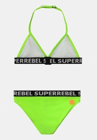 SuperRebel - SET - Bikini - gecko green - 1
