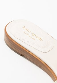 kate spade new york - POSY CLEAN  - Mules - parchment - 5