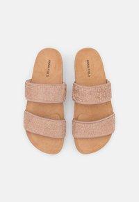Anna Field - COMFORT - Slippers - light pink - 5