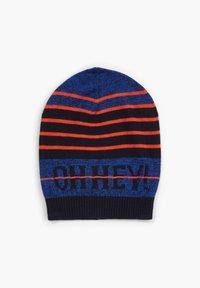 s.Oliver - Beanie - dark blue knit - 3