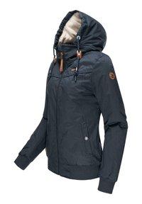Ragwear - JOTTY - Winter jacket - navy - 1
