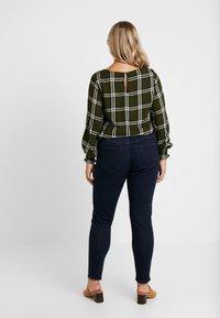 MY TRUE ME TOM TAILOR - BASIC - Jeans Skinny Fit - dark blue denim - 2