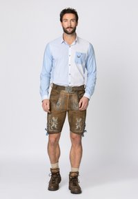 Stockerpoint - ROMAN - Shirt - blue - 1