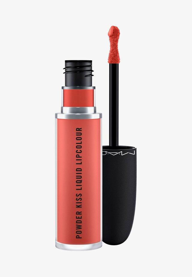POWDER KISS LIQUID LIPCOLOUR - Liquid lipstick - crossfade