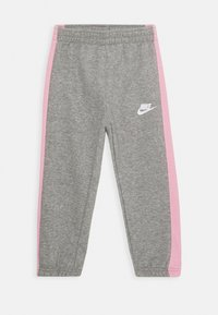Nike Sportswear - OVERSIZED FUTURA CREW SET - Trainingspak - grey heather - 2