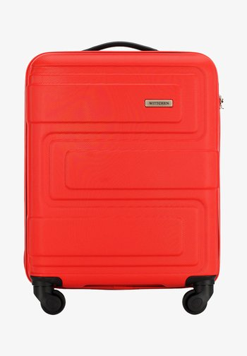 VIP COLLECTION - Valise à roulettes - red