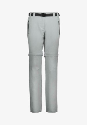 Outdoor trousers - cemento