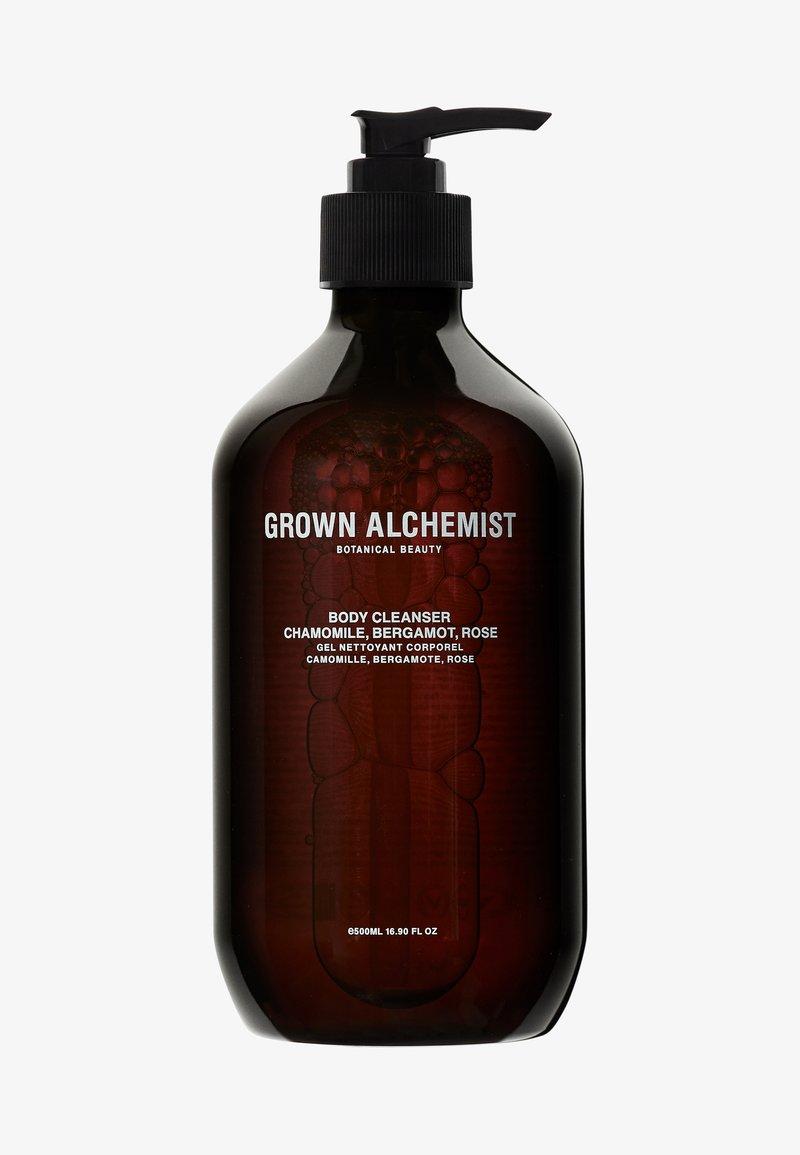 Grown Alchemist - BODY CLEANSER CHAMOMILE, BERGAMOT & ROSEWOOD - Shower gel - -