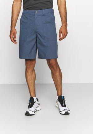 Outdoor shorts - vintage indigo