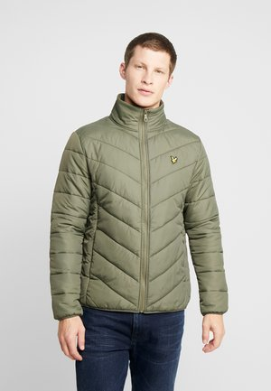PUFFER JACKET - Light jacket - olive