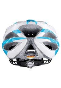 Alpina - JUNIOR  - Helmet - blue/white - 2