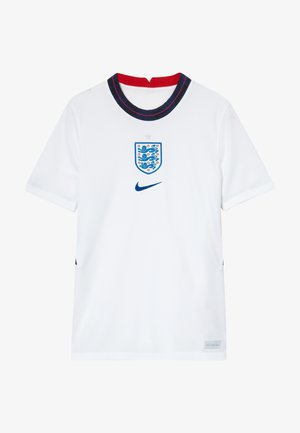 ENGLAND ENT Y NK BRT STAD SS HM - National team wear - white/sport royal