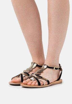 HAMUC - Sandals - noir