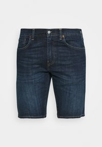 Levi's® - 502™ TAPER SHORTS - Denim shorts - dark indigo - 3