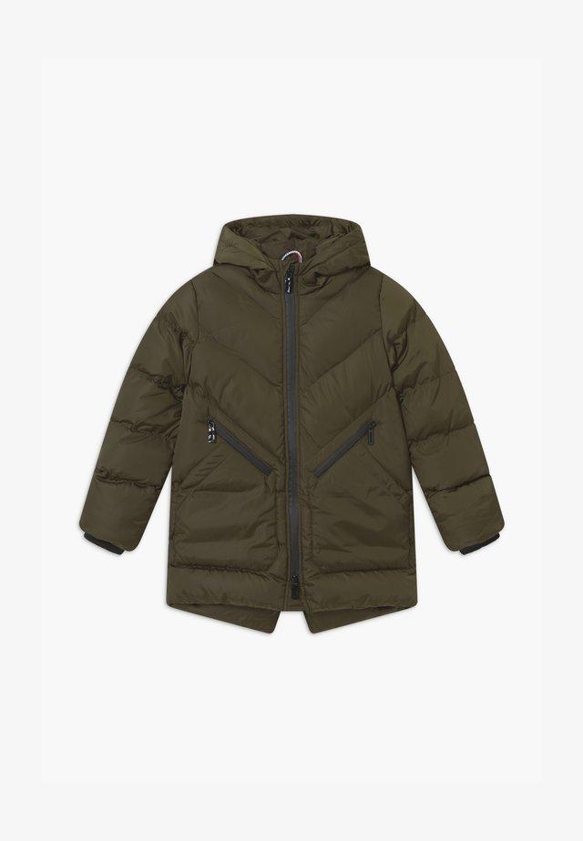 RACHEL - Winter coat - dark green