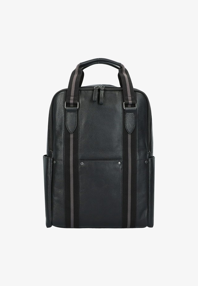 HOUSTON - Rucksack - black