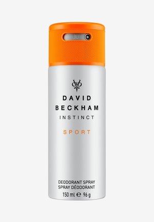 DAVID BECKHAM INSTINCT SPORT DEO SPRAY - Deodorante - -