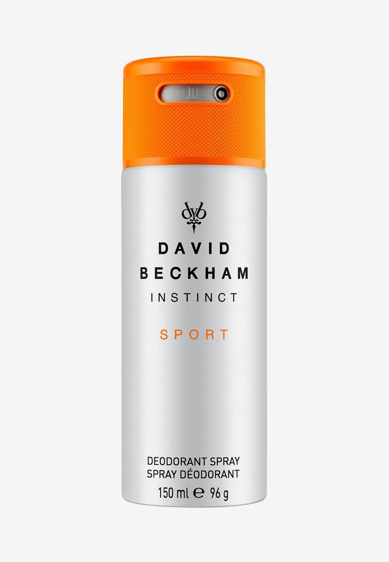 David Beckham Fragrances - DAVID BECKHAM INSTINCT SPORT DEO SPRAY - Deodorant - -