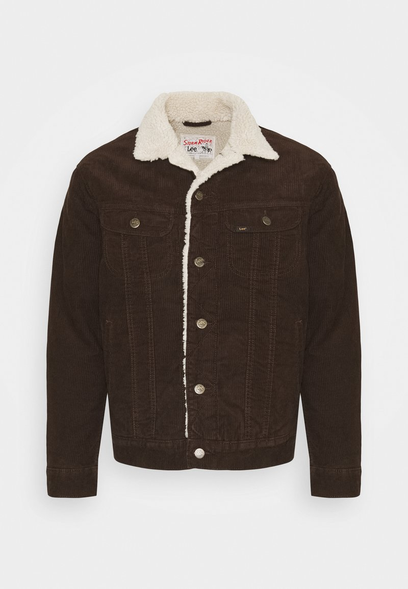 Lee - SHERPA  - Allvädersjacka - winter brown