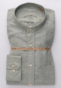 Eterna - REGULAR FIT - Shirt - olivgrün - 4