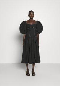 Rejina Pyo - LOUISA DRESS - Robe d'été - black - 0