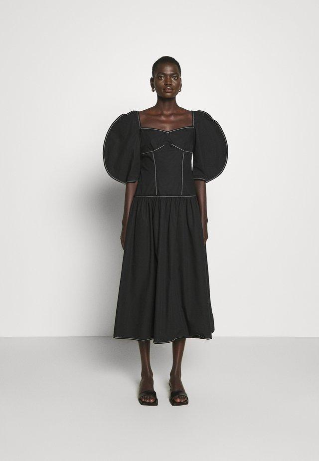 LOUISA DRESS - Day dress - black