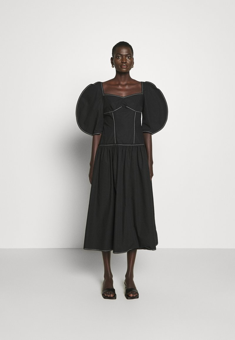 Rejina Pyo - LOUISA DRESS - Robe d'été - black