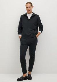 Mango - RIVI-A - Sweatshirt - šedá antracit - 1