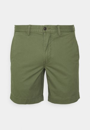 STRAIGHT FIT BEDFORD  - Shorts - army olive
