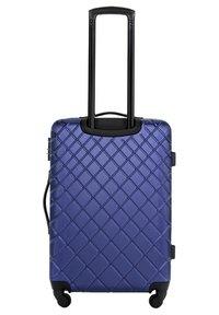 Wittchen - CLASSIC - Wheeled suitcase - dunkelblau - 1