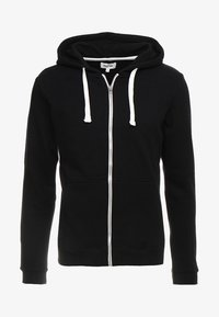 YOURTURN - Zip-up hoodie - black - 4