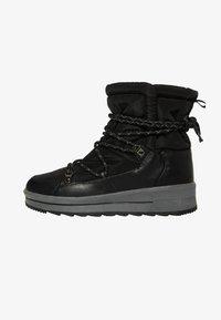 OYSHO - Lace-up ankle boots - black - 3