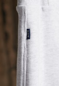 Superdry - Tracksuit bottoms - ice marl - 3