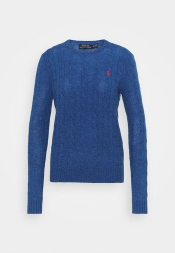 JULIANNA CLASSIC LONG SLEEVE - Maglione - aged royal