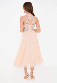 BEAUUT - RILEY   - Cocktail dress / Party dress - nude - 2