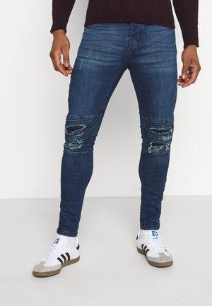 LIFT - Jeans Skinny Fit - dark blue